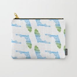 Florida Home State Carry-All Pouch