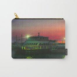 Twilight at the Bay Carry-All Pouch