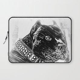 Pit Bull Models: Khan 03-02 Laptop Sleeve