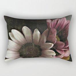 gazania flowers Rectangular Pillow