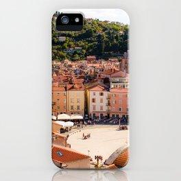 Mediterranean Summer iPhone Case