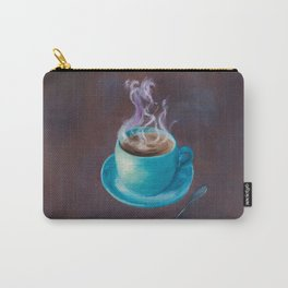 Hot Steamy Coffee Carry-All Pouch