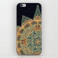 Life Star Mandala iPhone & iPod Skin