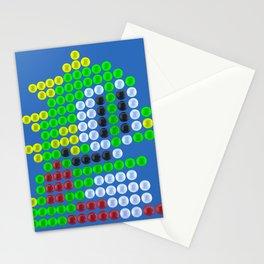 Bubble Bobble bubbles Stationery Cards