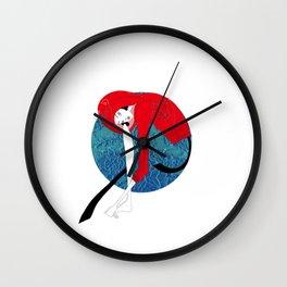 Seoul Soul Wall Clock