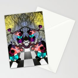 clean air chess Stationery Cards