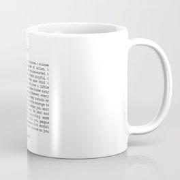 Chances Coffee Mug