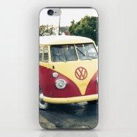 vw iPhone & iPod Skins featuring VW  by Stefanie Renee
