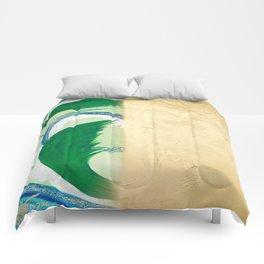Create and Vanish Comforters