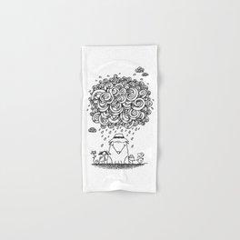 The Cloudburst Hand & Bath Towel