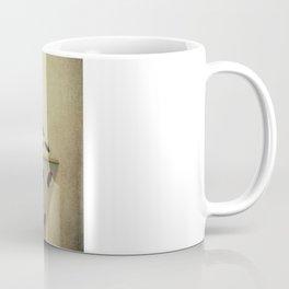 Vintage Chrome Dice Coffee Mug