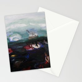 Letting Go of Junk Stationery Cards
