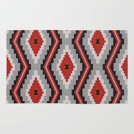 Navajo red Rug