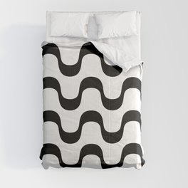 Copacabana Black And White Comforters