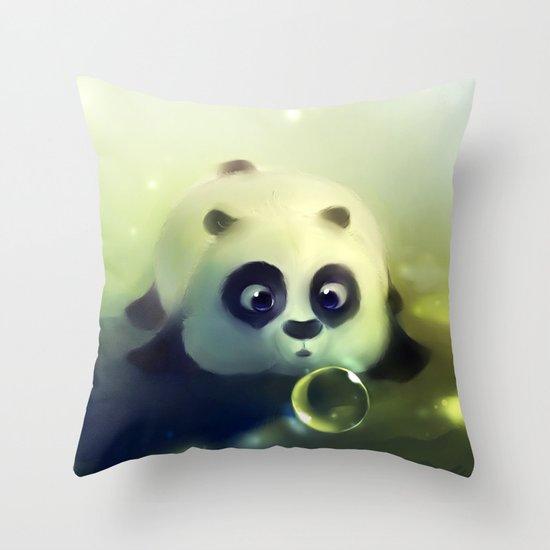 Dumpling Throw Pillow