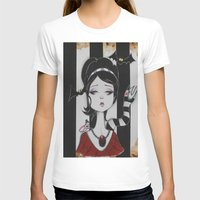lydia martin T-shirts featuring Lydia by Art of Lety Reyes