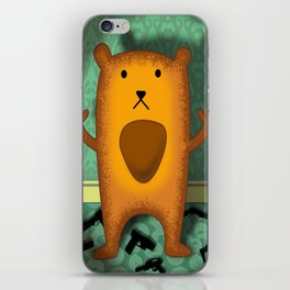 baby wombat fugitive iPhone Skin