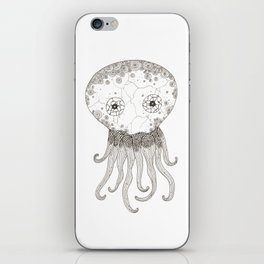 Cracked Octopus iPhone Skin