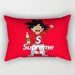 goku x supreme Rectangular Pillow