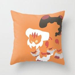 Landorus Throw Pillow