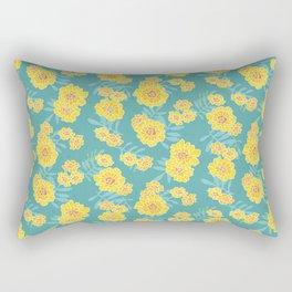 Marigold Disco Rectangular Pillow