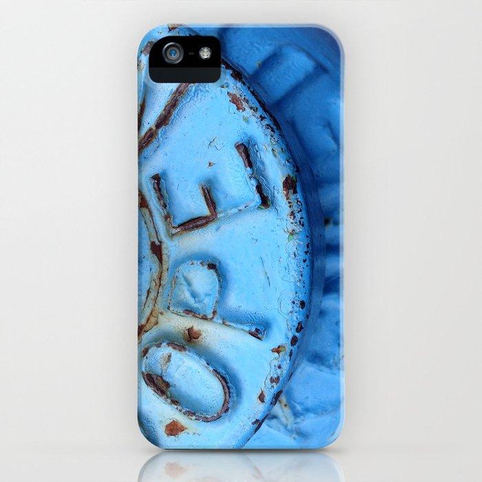 Open Kennedy iPhone Case