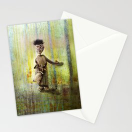 The Song of Wandering Orpheus Stationery Cards