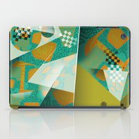 planes iPad Cases featuring Planes by DARWIN STEAD