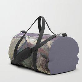 Grand Canyon bird's eye view #1 Duffle Bag
