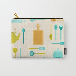 AFE Kitchen Utensils Pattern II Carry-All Pouch