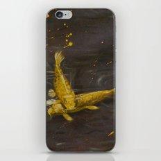 Peaceful Koi iPhone Skin