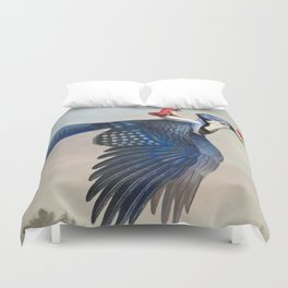 Time to Fly Duvet Cover