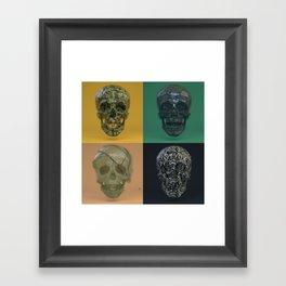Skull Collection 04 Framed Art Print
