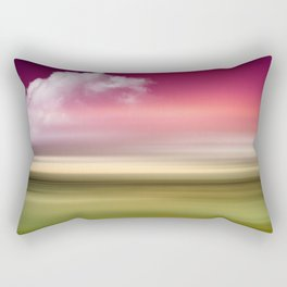 The Sound of Light and Color - Fresh Spring Rectangular Pillow