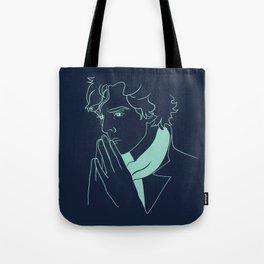 sherlock h Tote Bag