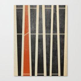 Frenzy Canvas Print