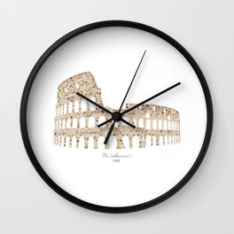 The Colosseum Wall Clock