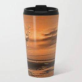 War Plane (Digital Art) Travel Mug