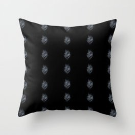 be still your beating heart Throw Pillow