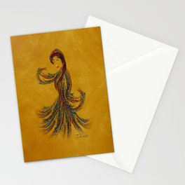 Dance of the Seven Veils Stationery Cards