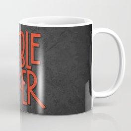 Treble maker not trouble maker Coffee Mug