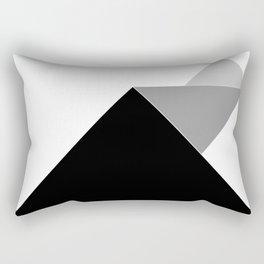 The Thinker ( Horizontal ) Rectangular Pillow