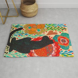 Sometimes My Love Is A Wild Thing Rug