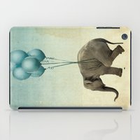 dumbo iPad Cases featuring Dumbo by Vin Zzep