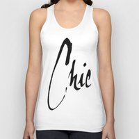 chic Tank Tops featuring Chic by I Love Decor