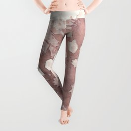 Cellular Geometry No. 2 Leggings
