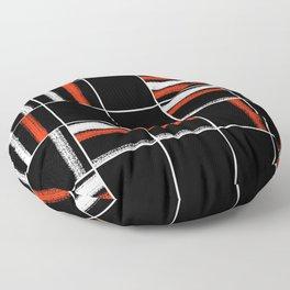 Zen tartan Floor Pillow