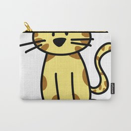 kitten two Carry-All Pouch