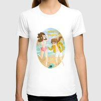 moonrise T-shirts featuring Moonrise Kingdom by Irena Freitas