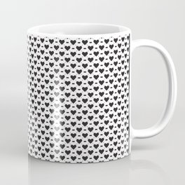 Heartless 2 - B+W Coffee Mug